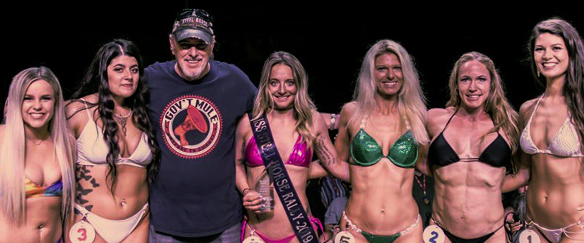 Miss SHR Bikini Contest